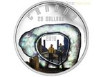 20 $ Dollar U.S.S. Enterprise The City on the Edge of Forever Kanada 3 x 1 oz Silber PP 2016 **