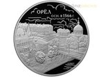 3 Rubel The 450th Anniversary of the Foundation of Orel Russland 1 oz Silber PP 2016