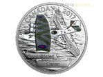 20 $ Dollar Aircraft of Second World War Consolidated Canso Kanada 1 oz Silber PP 2017 **