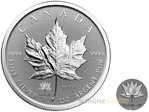 5 $ Dollar Maple Leaf Privy Mark 150th Anniversary Canada Reverse Proof 1 oz Silber Kanada 2017 **