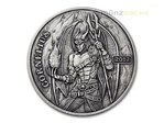 Angel & Demons Cornelius Osborne Mint USA 5 oz Unzen Silber 2017