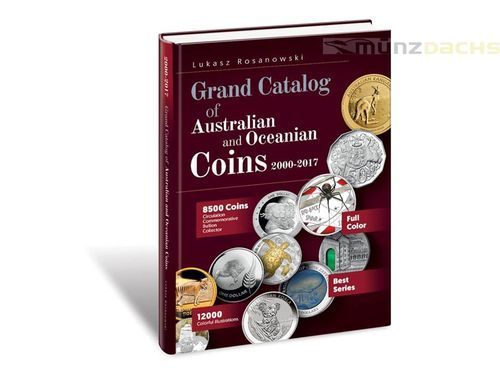 Grand Catalog of Australian and Oceanian Coins 2000 - 2017