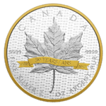 10 $ Dollar 30 Years - 30 Jahre Silver Maple Leaf Kanada 2 oz Silber 2018 **