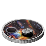 20 $ Dollar Meteorit - 150th Anniversary of Royal Astronomical Society Kanada 1 oz Silber PP 2018 **