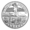 20 $ Dollar The Dieppe Raid Kanada 1 oz Silber PP 2018 **