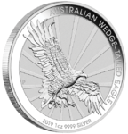 1 $ Dollar Wedge Tailed Eagle Keilschwanzadler Australien 1 oz Silber 2019 **