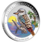 1 $ Dollar World Money Fair WMF Berlin Coin Show Special Kookaburra Australien 1 oz Silber 2019 **