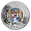 3 $ Dollar Canadian Fun and Festivities - Maple Syrup Tasting Kanada 1/4 oz Silber 2019 **