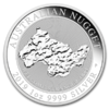 1 $ Dollar Welcome Stranger Nugget Australien 1 oz Silber 2019 **