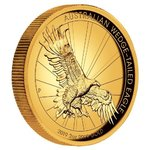 200 $ Dollar Wedge-Tailed Eagle Keilschwanzadler High Relief Australien 2 oz Gold PP 2019