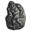 3 oz Silber Big Foot Hand-Poured Silver Bar