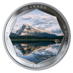 30 $ Dollar Peter McKinnon Photo Series - Mount Rundle Kanada 2 oz Silber PP 2019 **