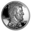 1 oz Silver Round - American Legacy Lincoln Cent Proof High Relief - Incuse 1 oz Silber PP