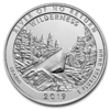 America the Beautiful ATB Frank Church River of No Return Wilderness Idaho USA 5 oz Silber 2019 **