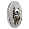 25 $ Dollar Multifaceted Animal Head Series - Lynx - Luchs - Kanada 1 oz Silber PP 2019 **
