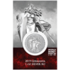 5 Mark Germania WMF Berlin World Money Fair Edition 2020 - 1 oz Silber BU 2019 **