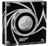 1 Pounds Pfund  James Bond - 007 - Aston Martin DB5 Grossbritannien UK 1/2 oz Silber PP 2020