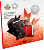 5 $ Dollar Moments to Hold - 100 Years of RCMP Kanada 1/4 oz Silber 2020 **