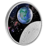 20 $ Dollar Mother Earth - Our Home - Glas Kanada 1 oz Silber PP 2020 **