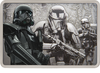 2 $ Dollar Star Wars - Guards of the Empire - Death Trooper™ Niue Island 1 oz Silber PP 2020 **
