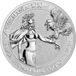 5 Mark Germania Silver 1 oz Silber BU 2020 **