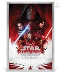 2 $ Dollar Star Wars The Last Jedi - Jedi  Premium Collection Niue Island 35 Gramm Silber 2020 **