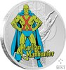 2 $ Dollar 60th Anniversary Justice League™ - MARTIAN MANHUNTER™ Niue Island 1 oz Silber 2020 **