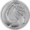 5 Mark Germania Beasts - Silver Fafnir 1 oz Silber BU 2020