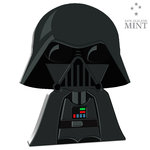2 $ Dollar Chibi Coin Collection - STAR WARS™ - DARTH VADER™ Niue Island 1 oz Silber 2020 **