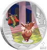 2 $ Dollar Disney 80 Jahre Fantasia Dance of the Hours Niue Island 1 oz Silber PP 2020 **