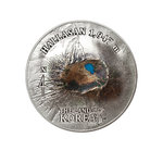 25 $ Dollar Summits Hallasan Ultra High Relief Cook Islands 5 oz Silber 2019