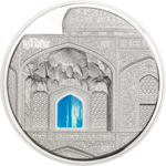 20 $ Dollar Tiffany Art - Isfahan Proof Palau 3 oz Silber PP 2020 **