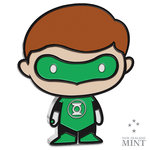 2 $ Dollar Chibi Coin Collection - GREEN LANTERN™ Niue Island 1 oz Silber 2020 **