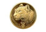 50 Rand BIG FIVE - Leopard Südafrika South Africa 1 oz Gold PP 2020