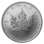 "5 $ Dollar Maple Leaf Mint Mark ""W"" - Winnipeg Kanada 1 oz Silber Tailored Specimen 2021 **"