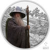 2 Dollar THE LORD OF THE RINGS™ Herr der Ringe™ Gandalf the Grey Niue Island 1 oz Silber PP 2021 **